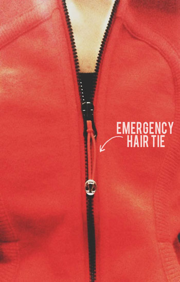 Lululemon Emergency Hair Tie
